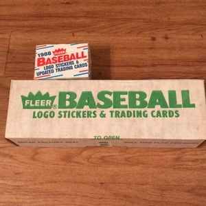 1998 Fleer MLB Complete Set and Update Set